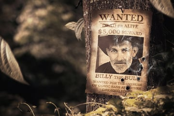 Western Wanted Poster Photo Manipulation Photoshop Tutorial