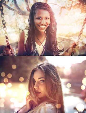 How to Make a Bokeh Photo Effect in Photoshop