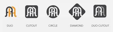 Logo Kit Monogram Elements