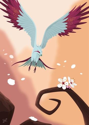 Imaginary Birds by Stefano Rosselli