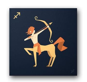 Zodiac Signs by Stefano Rosselli