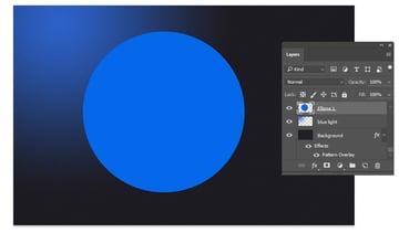 Add the circle