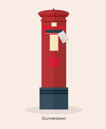 Create a Post Box Illustration in Adobe Illustrator