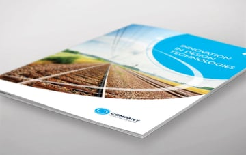 Brochure Template - InDesign 8 Pages