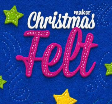 Christmas Felt Maker