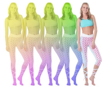 How to Create a Colorful Clone Effect Action in Adobe Photoshop
