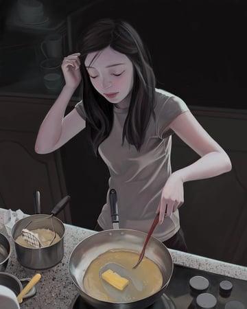 Buttery by Joanne Nam
