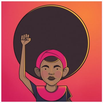 I Am Not My Hair by Ndumiso Nyoni
