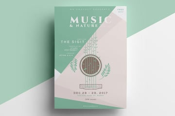 Music Event Poster