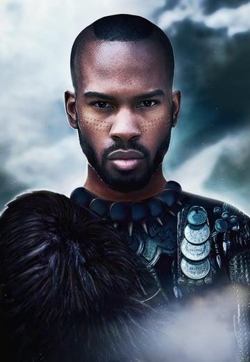 Black Panther Poster Photo Manipulation Photoshop Tutorial