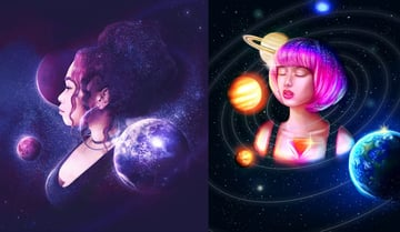 Inspiration for galaxy manipulation