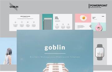 Goblin Multipurpose PowerPoint Template