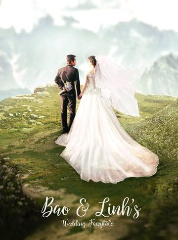 Creative Wedding Photo Manipulation Photoshop Tutorial