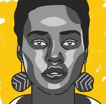 Portrait Lupita Nyongo