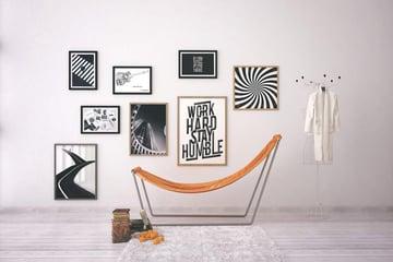 Picture Art Mockup