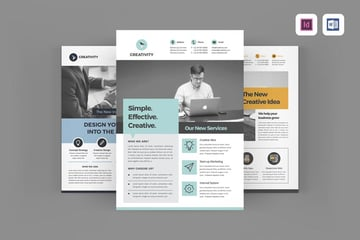 Company Flyers Template