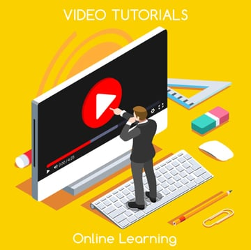 Video Tutorial Isometric