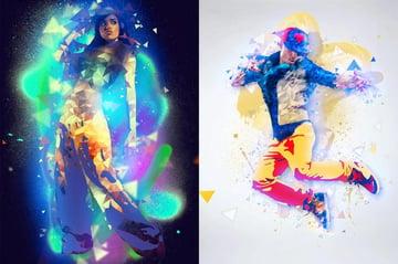 Synergy Photoshop Action