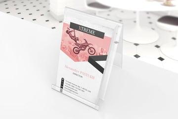 Shop Business Card Mockups