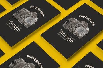 Free Prime Business Card Mockup