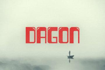 Dagon Typeface