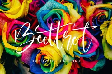 Beettrot Font