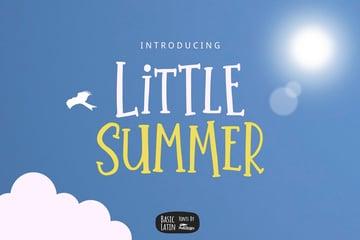 Little Summer Font