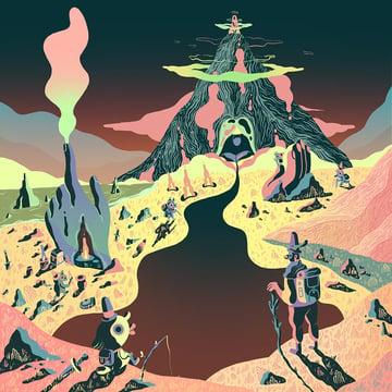 Neon Mountain