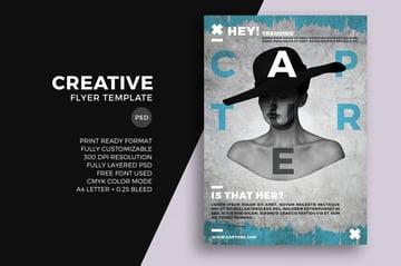 Creative Flyer Template