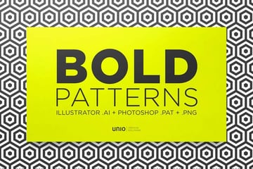 Bold Line Patterns