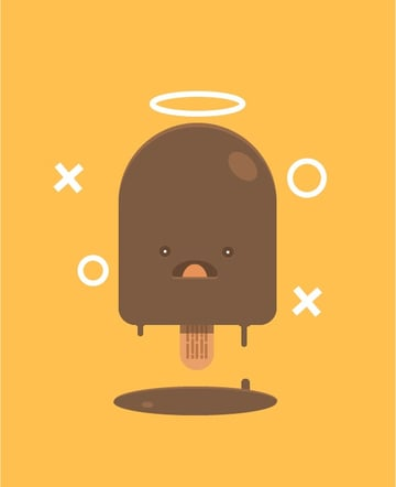 How to Create a Funny Ice Cream Character in Affinity Designer