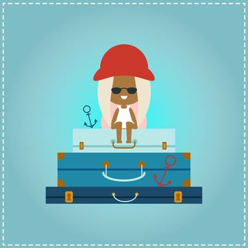 How to Create a Summer Vacation Illustration in Adobe Illustrator