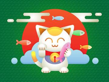 How to Create a Maneki Neko Lucky Charm in Adobe Illustrator