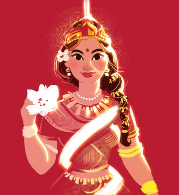 Benevolent Goddess
