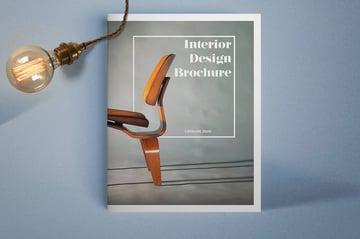 Interior Design Brochure