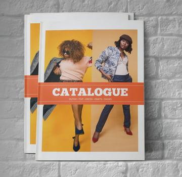 InDesign Fashion Catalog Template