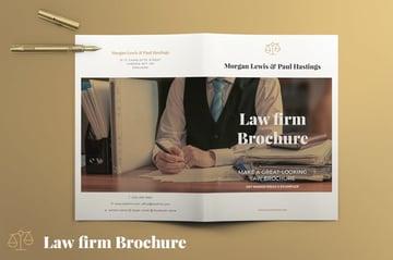 Law Firm Brochure
