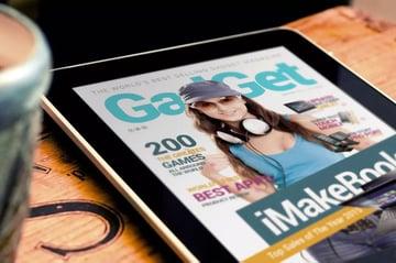 Interactive Magazine Template