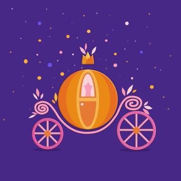 How to Create Cinderellas Pumpkin Carriage in Affinity Designer