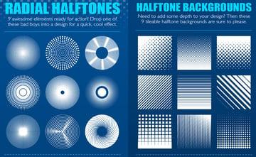 Halftone Heaven