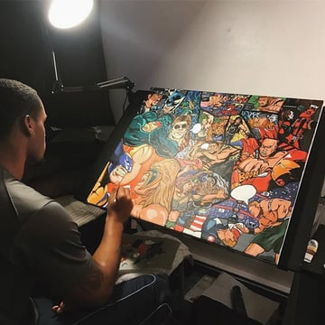 Traditional Painting