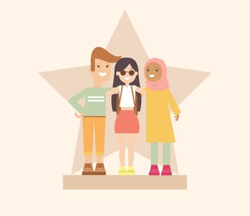 How to Create a Group of International Friends in Adobe Illustrator