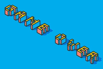 How to Create an Isometric Text Effect in Adobe Illustrator
