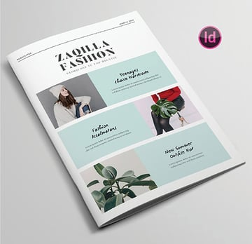 InDesign Newsletter Templates
