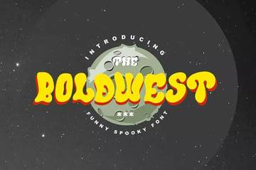 Boldwest Font