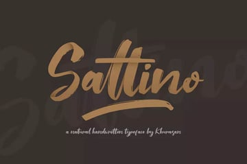 Saltino 80s Retro Font