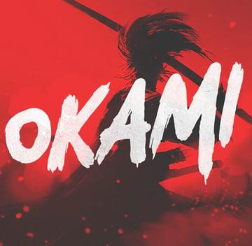 Okami - Brush Script Bold Font Download