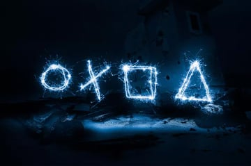 Light Painting Action