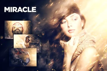 Miracle Photoshop Action