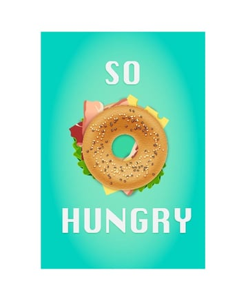 Yum How to Create a Delicious Bagel Sandwich Icon in Adobe Illustrator